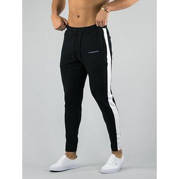 2019 Spring New Men Slim Sweatpants ALPHALETE