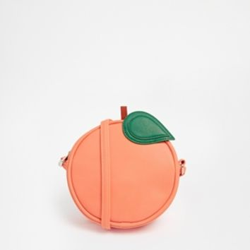 ASOS Peach Cross Body Bag