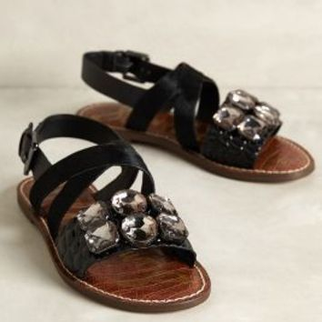 Sam Edelman Dorsey Jeweled Sandals
