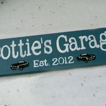 Your Own Custom Sign:  House, Garage, Playhouse, Chicken Coop, You Name It