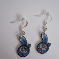 Poliwag Earrings