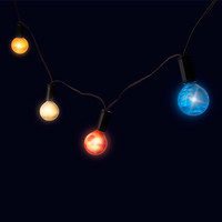 Exclusive Planetary String Lights