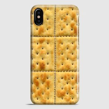 Cracker iPhone X Case