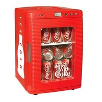 Koolatron Coca–Cola Fridge – Red