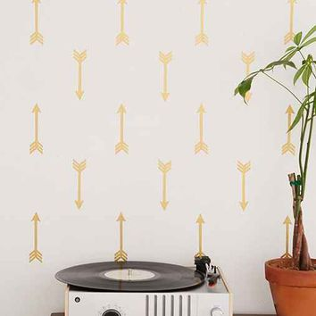 Walls Need Love Flying Arrows Decal Set