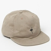 PacSun Tropic 6 Panel Hat - Mens Backpack - Tan - One