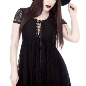 Killstar | Bella Morte Lost Babydoll Dress