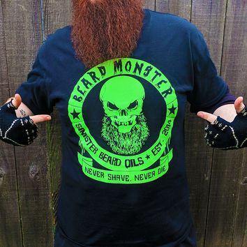 Never Shave, Never Die T-Shirt