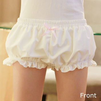 Harajuku Kawaii Bloomer Shorts Free Ship SP140957 from SpreePicky