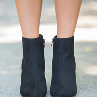 The Mallory Booties Black