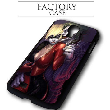 Harley Quinn With Joker Samsung Galaxy S3, Samsung Galaxy S4,Samsung Galaxy S5, Samsung Note 3, Samsung Note 4 case