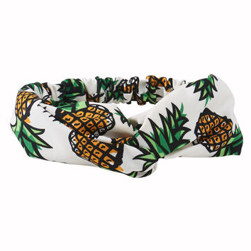 Pineapple Headband
