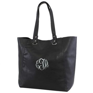 Isabella Fashion Tote - Black