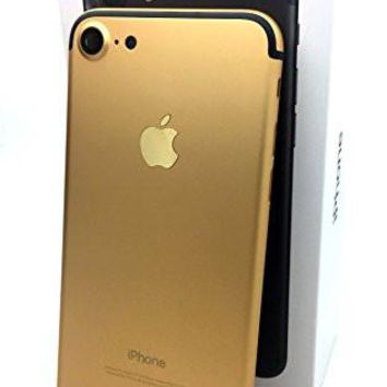 Apple iPhone 7 Plus 128 Gb - Unlocked - Sim Free (Gold and Black)