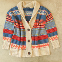 Cozy Fireside Cardigan [3442] - $56.00 : Vintage Inspired Clothing & Affordable Fall Frocks, deloom | Modern. Vintage. Crafted.
