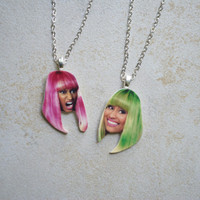 Nicki Minaj Necklace (Choose 1)