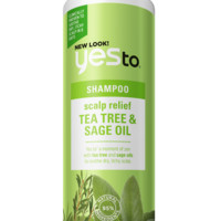 yes to tea tree | Tea Tree & Sage Oil Scalp Relief Shampoo