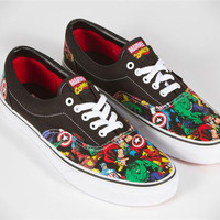 Marvel x Vans Classics Collaboration Sneakers