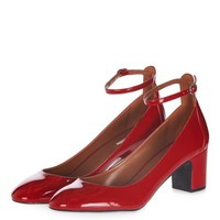 JOURNEY Patent Mary Janes - New In