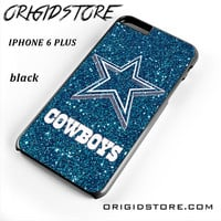 Dallas Cowboys Glitter For Iphone 6S Plus Case UY
