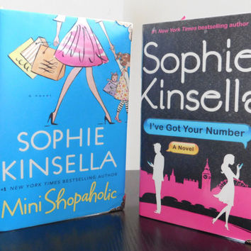 Black Book Clutch Sophie Kinsella - I've Got Your Number with Black Vinyl and Black Gold Brass Jacket Zipper/ Book Clutch/ Book Purse