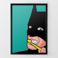 Dental Hygiene - Secret Life of Superheroes