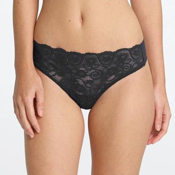 Commndo Double-Take Thong Solids LT14