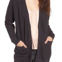 Hinge Pointelle Cardigan Sweater | Nordstrom