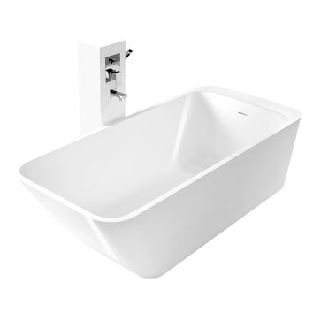 Control Brand Balance Soaking Tub - White