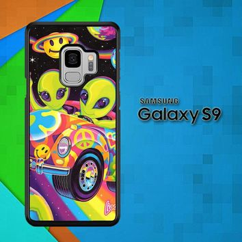 Lisa Frank X5604 Samsung Galaxy S9 Case