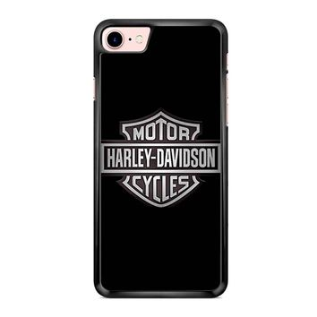 Harley Davidson Logo iPhone 7 Case