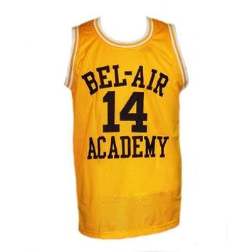 Fresh of Bel-Air Academy Basketball Jersey