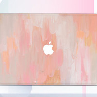 Pink Strokes 12 Case Macbook Pro Hard Case Macbook Pro Retina 13 Inch Case Pink Macbook Air 13 Hard Case Macbook Air 11 Sleeve mCM16