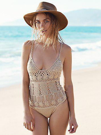bc0668e436 She Made Me Womens Daisy One Piece from Free People