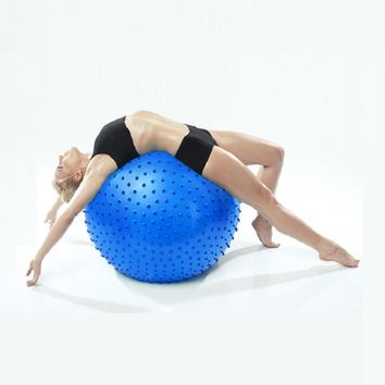 Fitness Exercise Equipment Point Massage Yoga Balance Ball