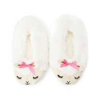 Sleepy Sheep Slippers