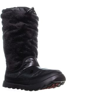 The North Face Oso Winter Boots, Black, 5 US / 36 EU