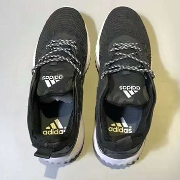 Adidas Alpha Spidery mesh Man Fashion Sports Shoes H-CSXY