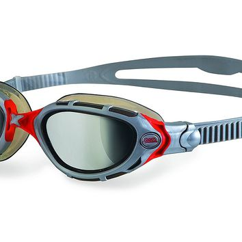 ZOGGS Predator Flex Mirrored Goggles - Metro Swim Shop