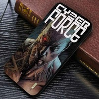 CYBER FORCE comic top cow Wallet for iPhone 4 / 4s / 5 / 5s / 5c / 6 / 6 plus / 7 Samsung Galaxy s3 / s4 / s5 / s6 / s7 Case