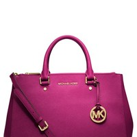 MICHAEL Michael Kors 'Large Sutton' Satchel