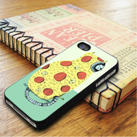 Pizza Kitty Pattern iPhone 5 | iPhone 5S Case