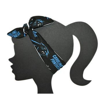 Panthers Headband
