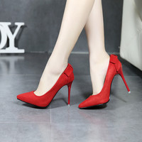 High Heels Pumps/ Thin Heel Pointed Toe