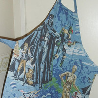 Vintage Geekery Apron Star Wars Empire Strikes back