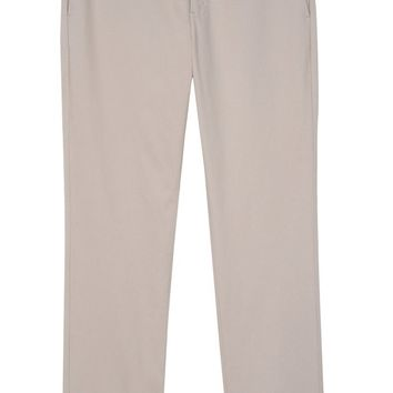 Light Grey Bowie Stretch Chino Pant