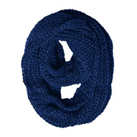 Handmade Solid Knit Scarves