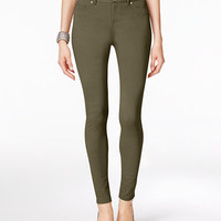 INC International Concepts Curvy Ponte Skinny Pants, Only at Macy's | macys.com