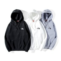 spbest The North Face Small Box Logo Hoodie