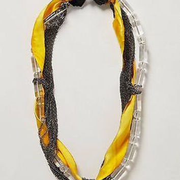NWT Anthropologie Cinta Layered Necklace